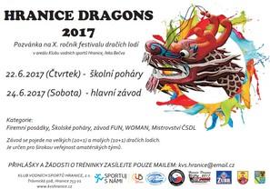 HRANICE DRAGONS 2017